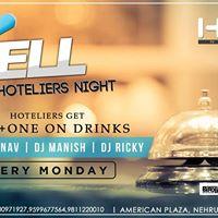 Yell Hoteliers Night with DJ Arnav  DJ Manish &amp DJ Ricky