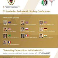 5th Jordanian Endodontic Society Conference