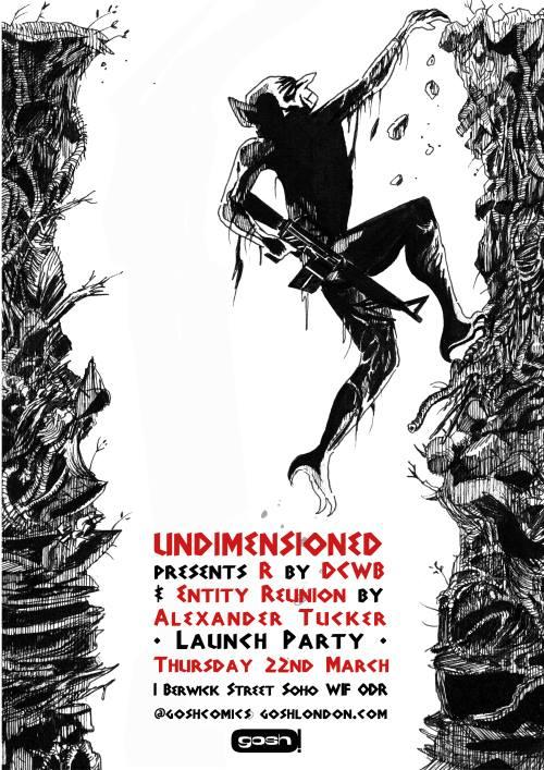 Undimensioned R by DCWB & Entity Reunion by Alexander Tucker