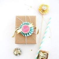 Modern Gift Wrapping &amp Packaging Workshop - Festive Special