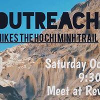 Outreach Goes Hiking Ho Chi Minh Trail