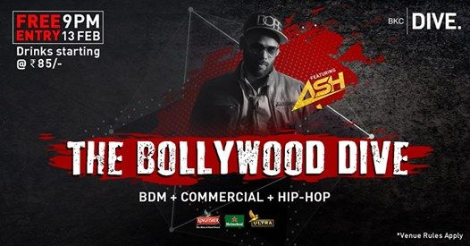 The Bollywood Dive ft. DJ Ash