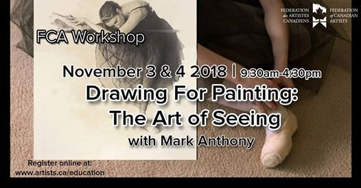 Drawing for Painting The Art of Seeing