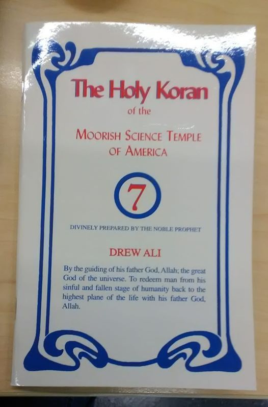 Moorish Science Temple of America Tri-County Study Group at