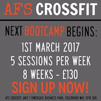 Bootcamp - March