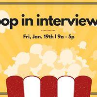 Pop In Interviews  Dubuque IA