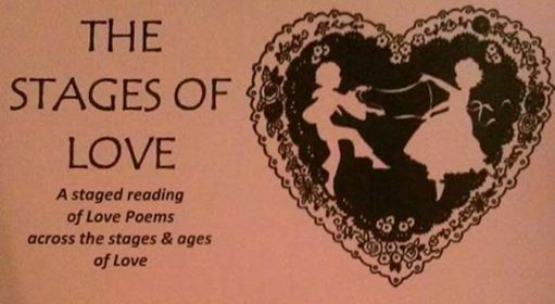 The Stages of Love - A Valentines Reading at Conundrum Ballroom1901