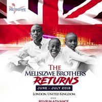 The Melisizwe Brothers In London United Kingdom