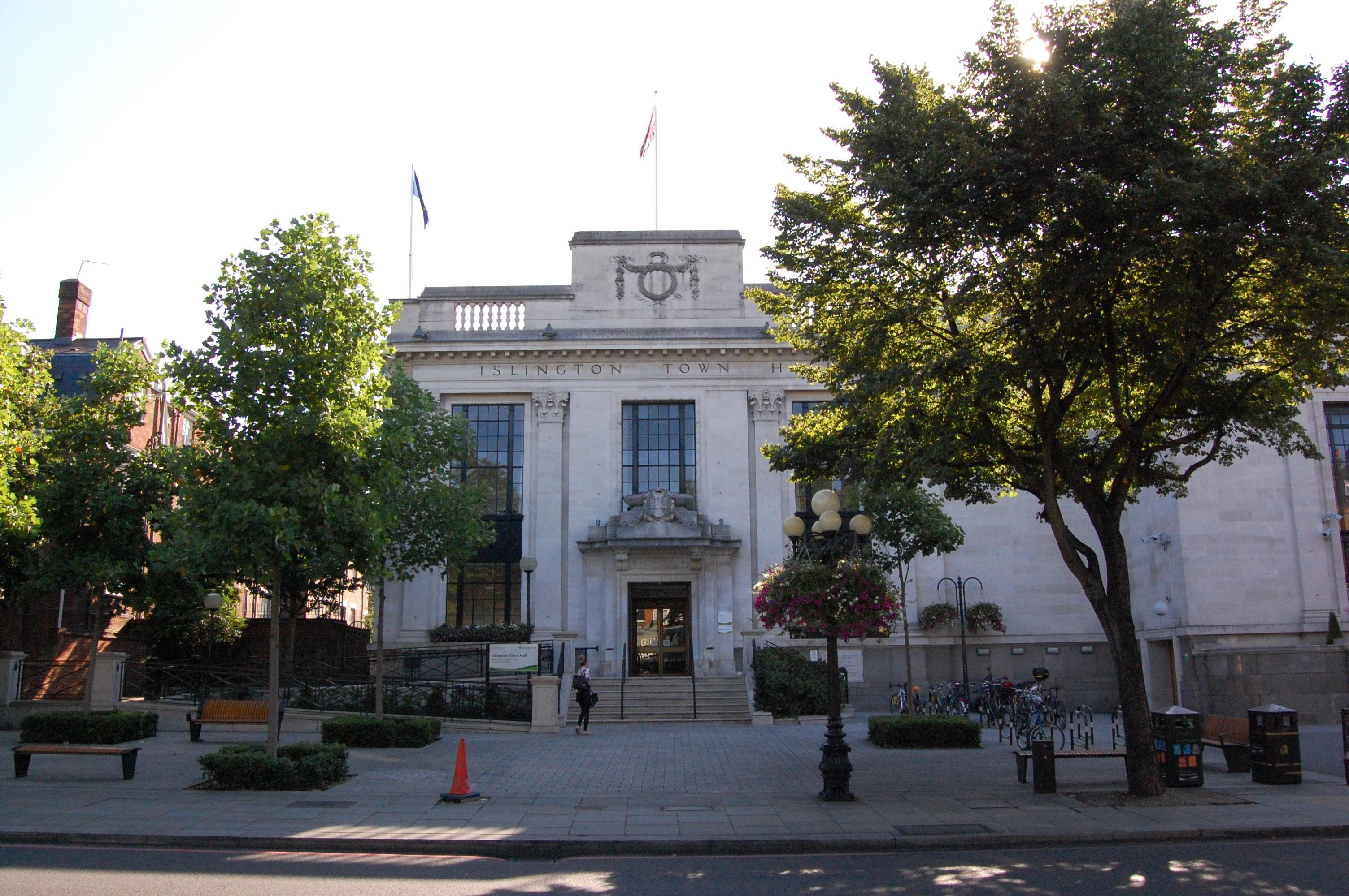 open house islington town hall civic art deco in north london at