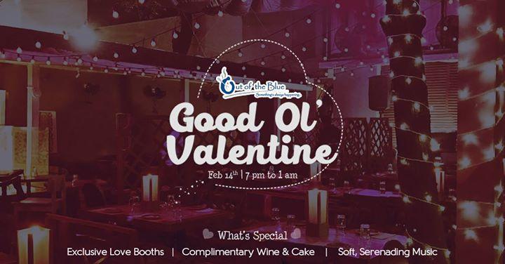 Good Ol Valentine