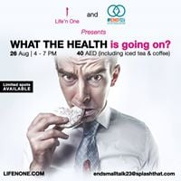 What The Health is Going On (Part 2) EndSmallTalk