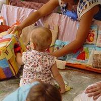 Toccare per apprendere(1-3 anni) al Bioasilo del Carpanedo