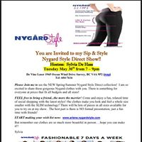 Online and live Nygard get together
