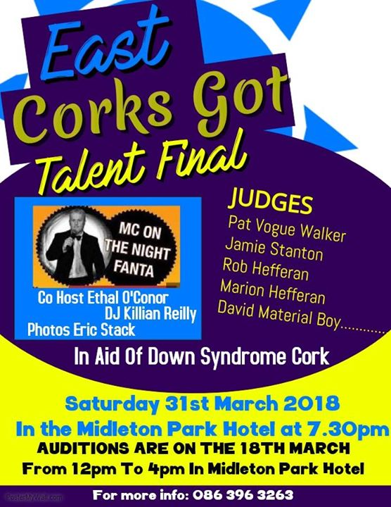 East Corks Got Talent Final