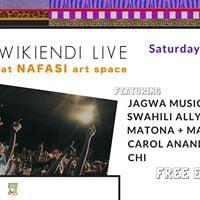 Wikiendi LIVE ft. Jagwa Swahili Ally Matona  MORE