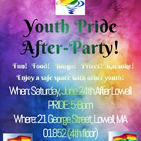 Lowell Youth Pride After-Party