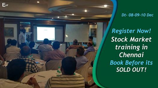 Top Rated 3 days Share Market Training for beginners in Chennai
