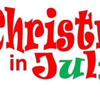 Christmas in July benefiting the Canton Palace Theatre