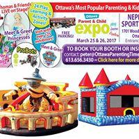Parent and Child Expo Nepean Sportsplex