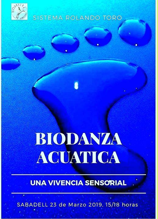 Biodanza Acutica 23 Marzo 2019