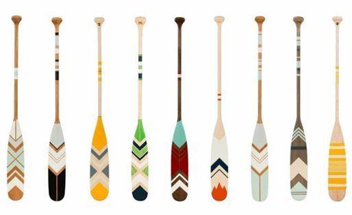 Paint a Paddle Workshop