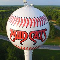 Mudcats opening day is April 13th