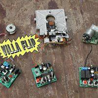 Villa Flip Workshops  Gijs Gieskes Hardware hacking