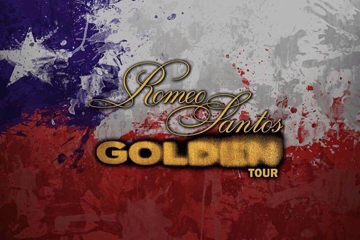 Romeo Santos en Chile