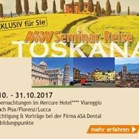 Toskana-Seminar-Reise (5 Tage)