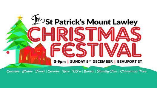 St Patricks Mount Lawley Christmas Festival 2018