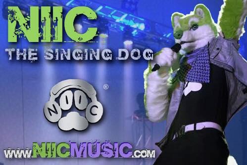 Niic The Singing Dog At Kid Con 2018 Quakertown