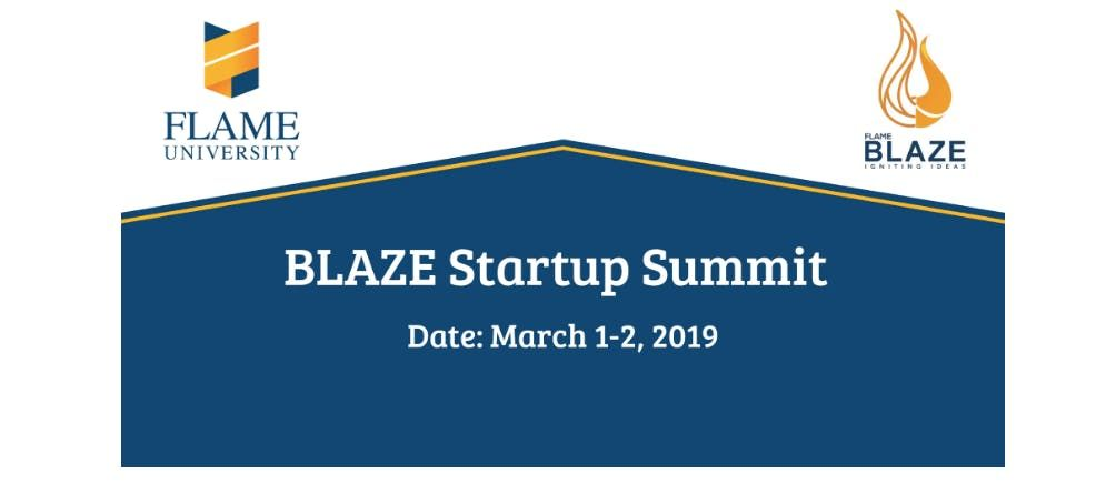 BLAZE - Igniting ideas
