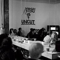 Sisters Uncut Workshop at Teeside Together Weekend.