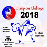 2018 Champions Challenge