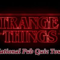 Stranger Things Pub Quiz Leeds