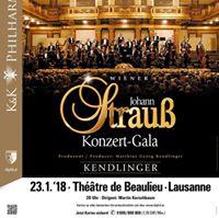 Johann Strau Konzert-Gala
