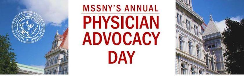 MSSNY Lobby Day