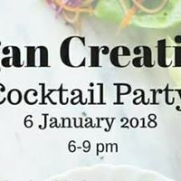 Vegan Creations - Cocktail Party