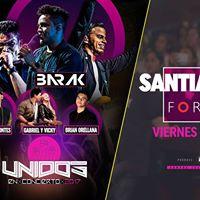 Unidos En concierto Santiago del Estero