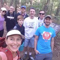 Sope Creek Trail Moderate Level