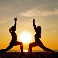 Beach Yoga Season
