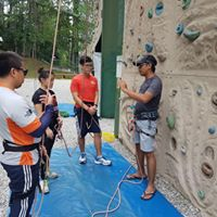 Sport Climbing Course Level Two (SCC Level 2)