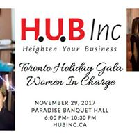 H.U.B Inc Toronto Holiday Power Gala