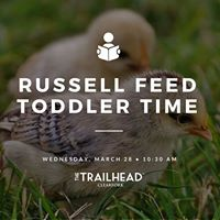 Russell Feed Toddler Time