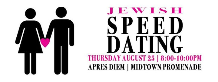 Jewish speed dating events