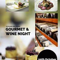 Gourmet Night - Taste of Galloway with wine