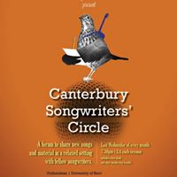 Canterbury Songwriters Circle - Session 34