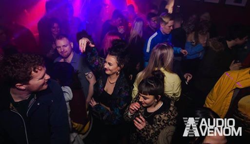 Audio Venom Presents House All Night at The Antelope, High Wycombe