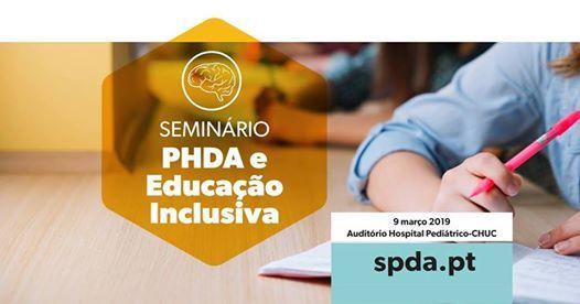 Seminrio PHDA e Educao Inclusiva