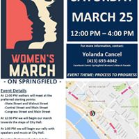 Springfield Womens Month Parade